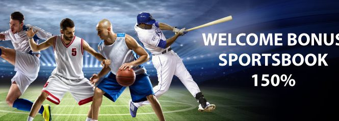 WELCOME BONUS SPORTSBOOK CMD368 – 150% HINGGA IDR 1,000,000
