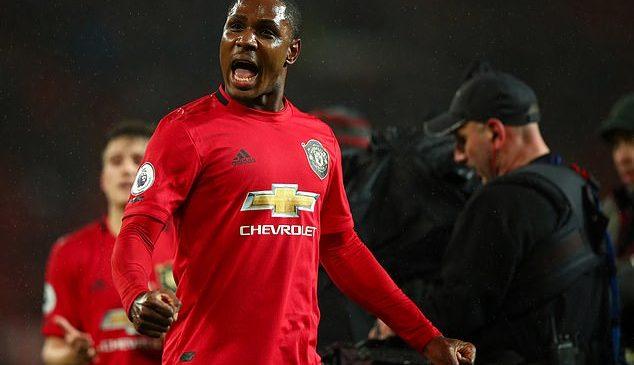 Segera Permanenkan Kontrak Odion Ighalo Manchester United