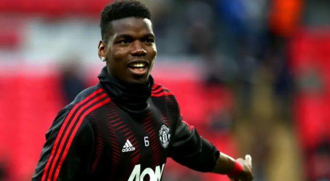 Manchester United Paul Pogba Balas Kritikan Tajam Legenda Liverpool
