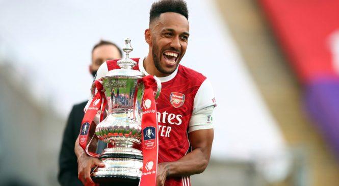 Mempertahankan Aubameyang, Arsenal menghabiskan banyak uang