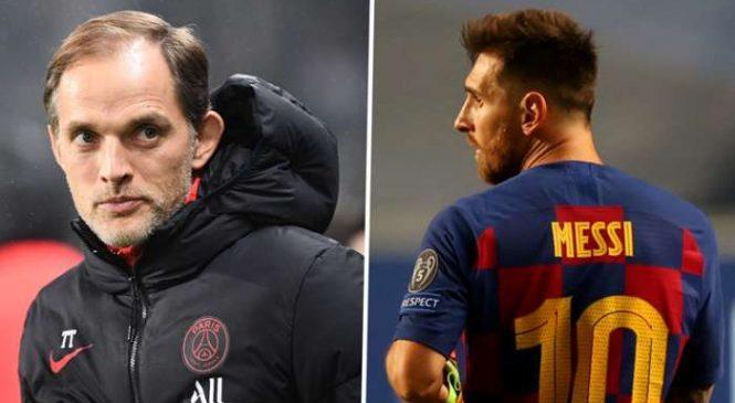 'Messi sangat disambut di PSG!'