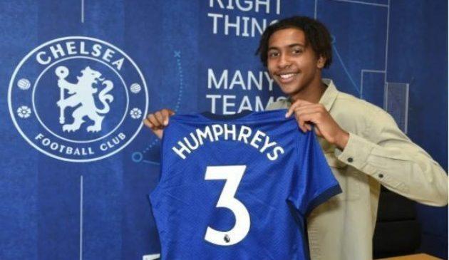 Chelsea terus menandatangani kontrak baru