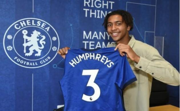Humphreys memiliki komitmen jangka panjang dengan Chelsea