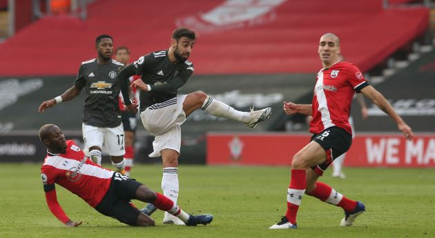 Bruno Fernandes melampaui Ronaldo dan Scholes