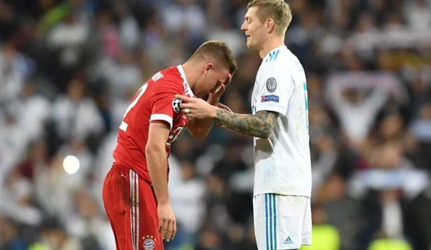 Kroos mengungkapkan alasan meninggalkan Bayern ke Real Madrid