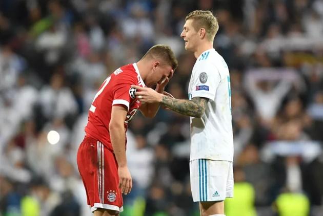 Kroos mengungkapkan alasan hengkang dari Bayern untuk datang ke Real