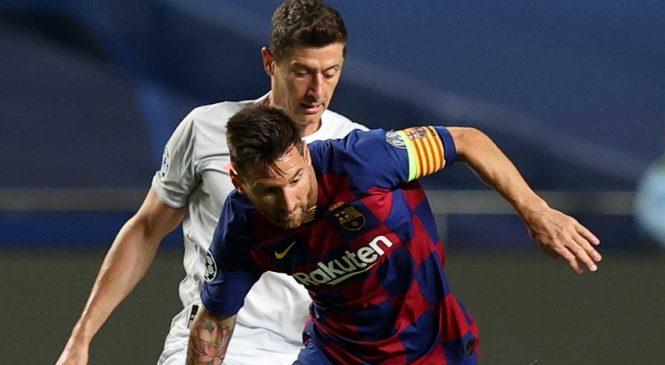 Lewandowski: 'Messi terbesar dalam sejarah sepak bola'
