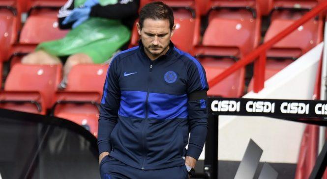 Mengungkap nama pengganti pelatih Frank Lampard