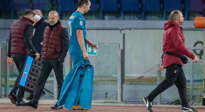 Ibrahimovic berisiko melewatkan reuni Man Utd