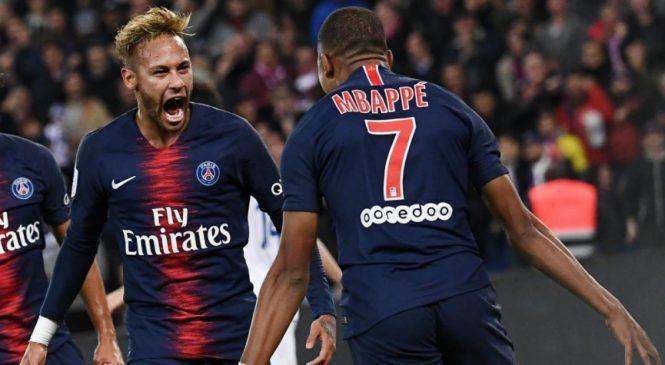 Neymar yakin PSG akan menyingkirkan Man City