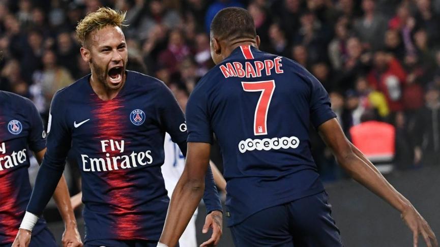 Neymar percaya pada kemampuan PSG untuk maju